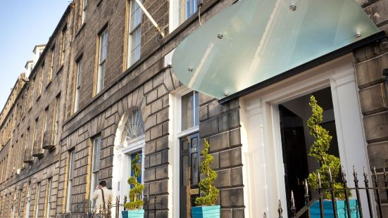 靛藍愛丁堡酒店