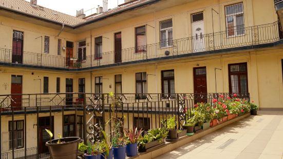 法木哈斯克魯特中央市場公寓
