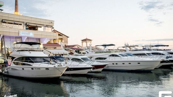 Marina Yacht Hotel Sochi