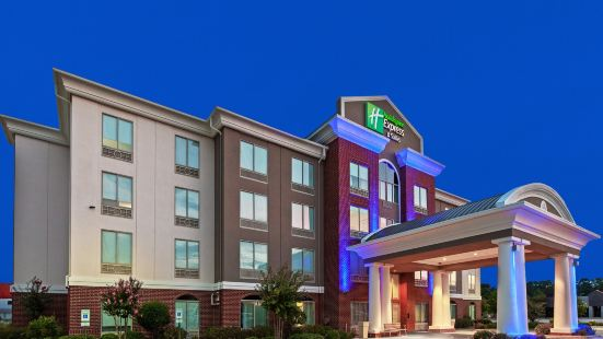 Holiday Inn Express Hotel and Suites Shreveport South Park Plaza, an Ihg Hotel