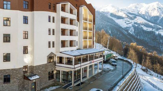 羅莎滑雪旅館酒店