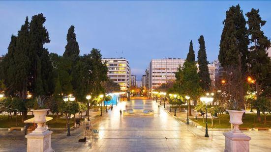 雅典市中心迪艾蒙特公寓