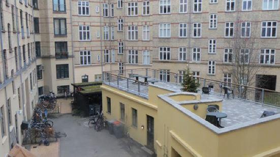 哥本哈根市茲利普酒店