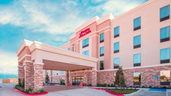 德州拉波特歡朋酒店及套房