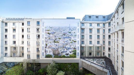 巴黎舊市場區諾富特酒店