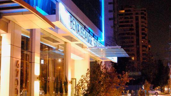 聖地亞哥萬麗酒店