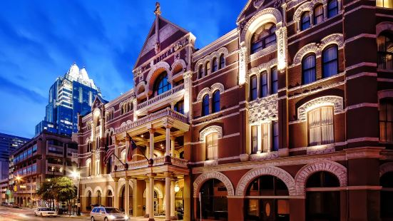 The Driskill, in The Unbound Collection by Hyatt