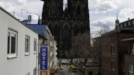 A&O科隆大教堂酒店