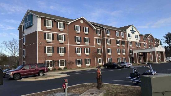 WoodSpring Suites Macon North I-75