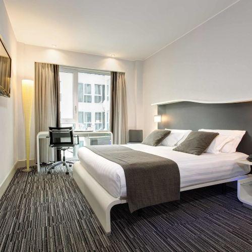 Best Western Premier Hotel Royal Santina Rome