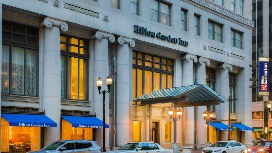 印第安納波利斯市區希爾頓花園旅館