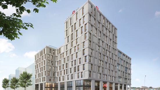 柏林東邊畫廊梅寧閣酒店