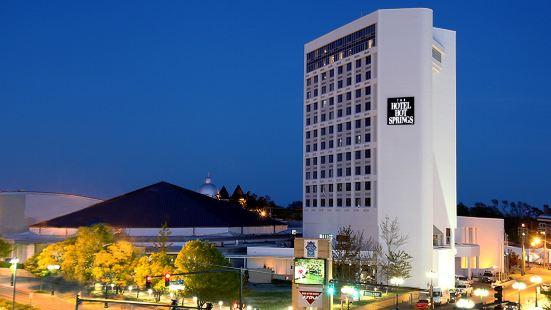 温泉城酒店