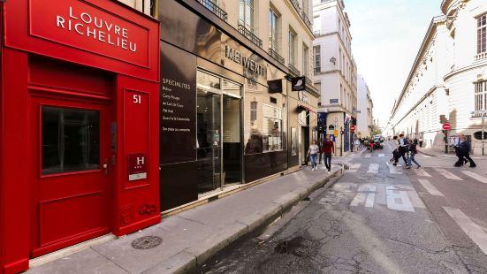 巴黎盧浮宮黎塞留酒店