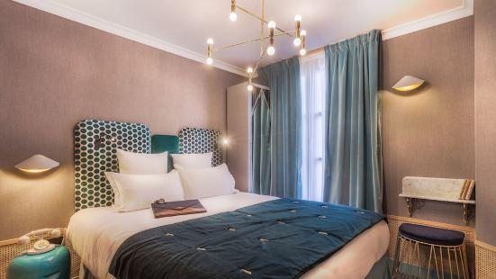 巴黎典雅英俊酒店