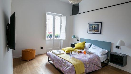 德貝里尼設計公寓酒店
