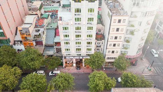 胡志明市銀地水療酒店