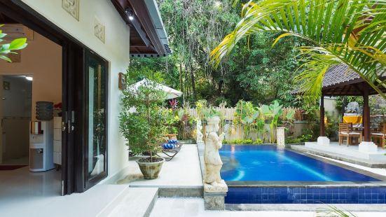 峇里島烏布魯瑪巴克迪別墅