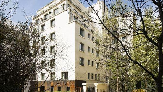 薩克森艾菲爾酒店別墅
