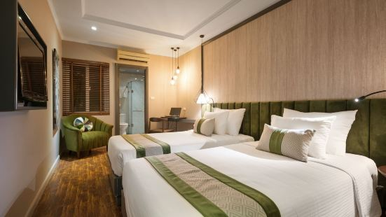 Aira Boutique Hanoi Hotel & Spa