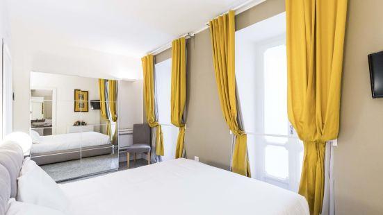 朗果梅爾公寓酒店
