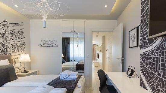 Classy Design Accommodation