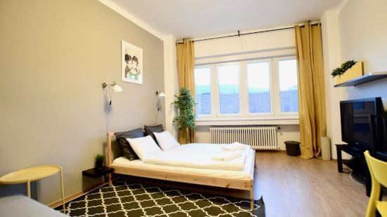Budget Apartment by Hi5 - Váci Street 44.