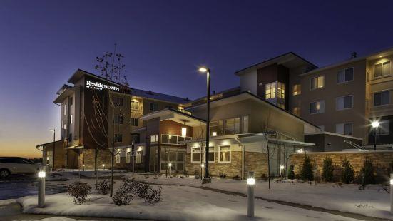 聖路易郡西部萬豪居家酒店