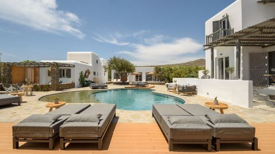 橄欖米科諾斯島別墅