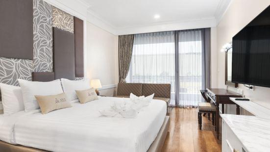 阿魯恩河濱曼谷酒店