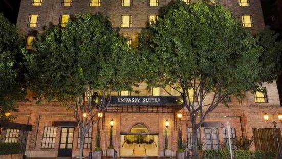 波哥大-羅薩萊斯希爾頓尊盛酒店