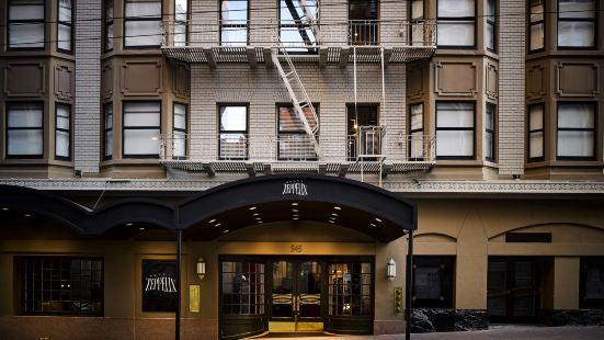 Hotel Zeppelin San Francisco, a Viceroy Urban Retreat