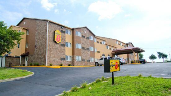 堪薩斯市温德姆速 8 酒店