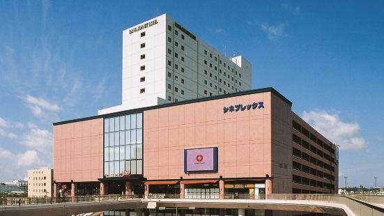 茨城水户大和ROYNET酒店