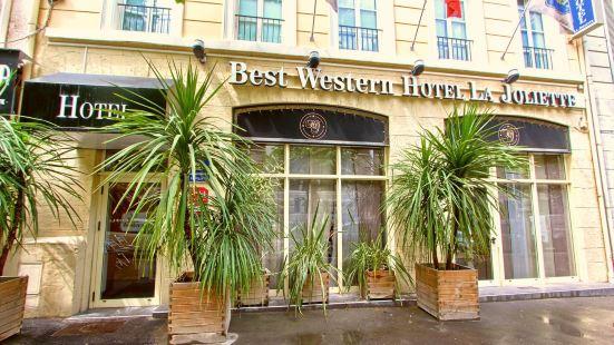 馬賽貝斯特韋斯特優質朱麗葉特酒店