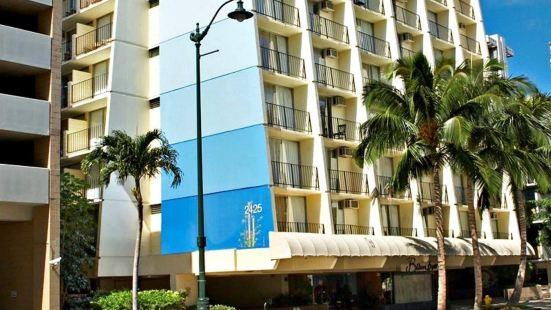 Bamboo Waikiki Hotel