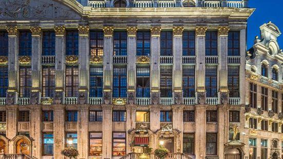坤子布魯塞爾大廣場酒店