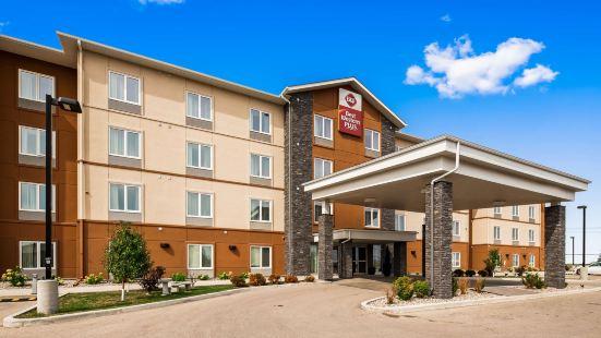 貝斯特韋斯特優質西部温尼伯酒店