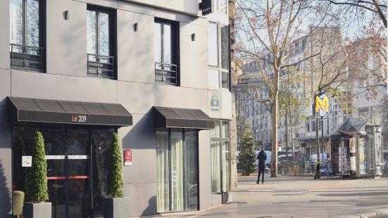 巴黎貝西209號酒店
