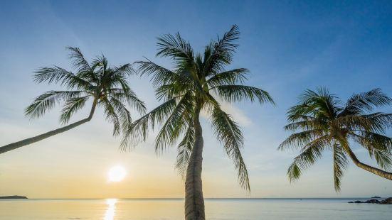 蘇梅島查汶海灘樂園溫泉度假酒店
