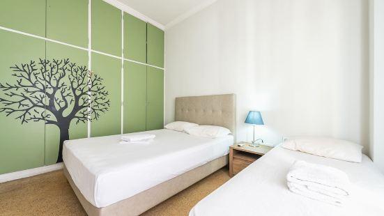 寬敞天堂公寓酒店