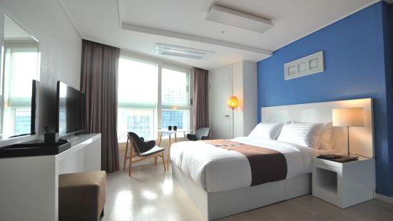 海雲台馬克酒店