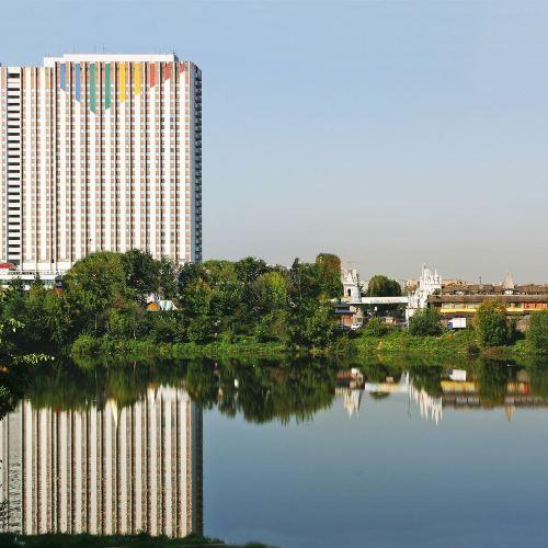 Izmailovo Gamma Hotel Moscow