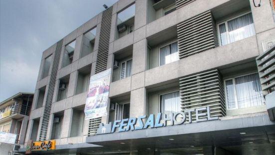 Fersal Hotel Kalayaan