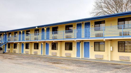Motel 6-Waco, TX