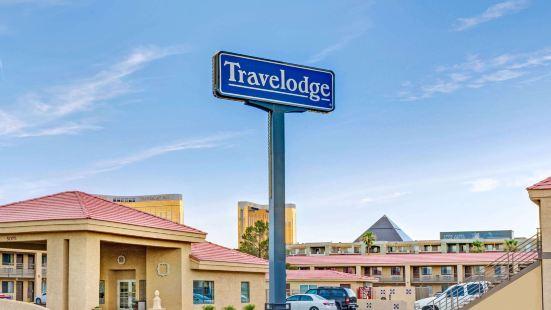 拉斯維加斯機場賭城大道附近温德姆旅遊旅館