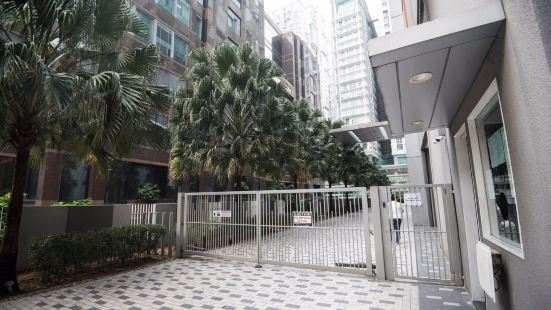 蘇活套房 @ 吉隆坡中城奢華套房亞洲酒店