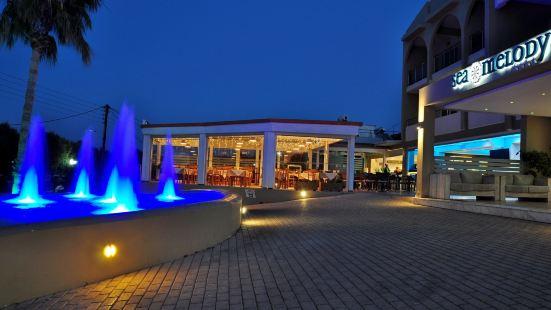 海洋旋律海灘公寓酒店