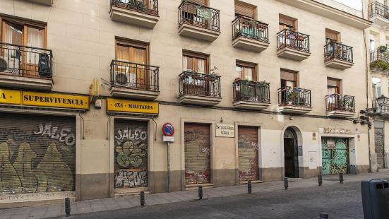 La Latina - Puerta de Toledo I