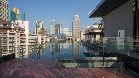 Nana&Asok new apartment+rooftop infinity pool